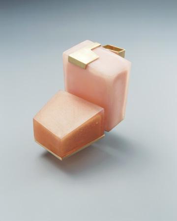 "<span class=""prodinfo"">'g.27' — brooch 2005<br /> <em>Height</em> 55 mm<br /> <em>Material</em> 585er gold, resin, fiberglass<br /> </span><a href=""mailto:jantje@jantjefleischhut.com?subject=JANTJE%20FLEISCHHUT%20/%20Online%20Collection&body="" class=""buy"" title=""You need a Email-Client to order products.""></a>"